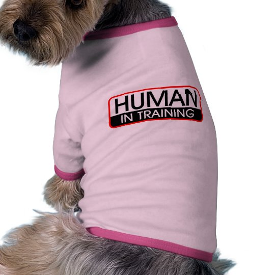 Human In Training T-Shirt