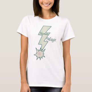 Human Mage Woman's T Shirt