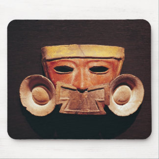 Human mask, from Teotihuacan Mouse Pad