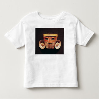 Human mask, from Teotihuacan Toddler T-shirt