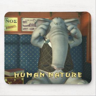 HUMAN NATURE ELEPHANT MOUSE PADS