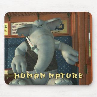 HUMAN NATURE ELEPHANT MOUSEPAD