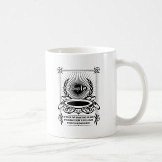 Human Natures Coffee Mug