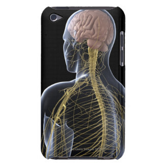 Human Nervous System Barely There iPod Cover