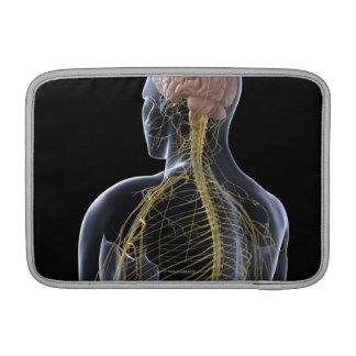 Human Nervous System MacBook Air Sleeves