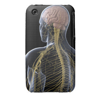 Human Nervous System iPhone 3 Case