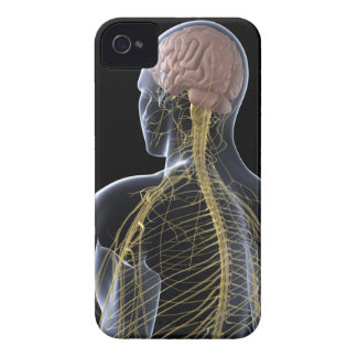 Human Nervous System iPhone 4 Cover