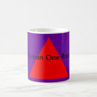 Human One Race The MUSEUM Zazzle Gifts Coffee Mug