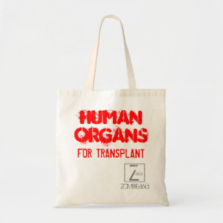 Human Organs: For Transplant Tote Bags