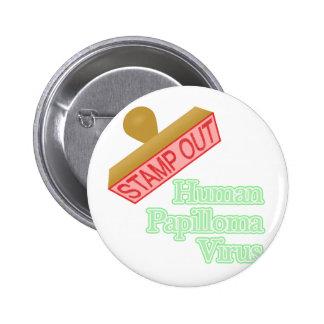 Human Papilloma Virus Button