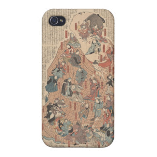 Human Physiology (Back View) iPhone Case