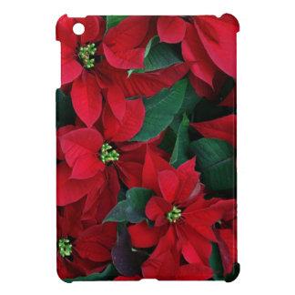 Human Poinsettia Collection iPad Mini Cover
