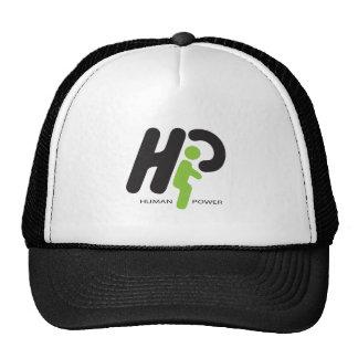 Human Power Trucker Hat