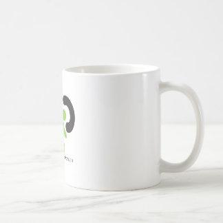 Human Power Classic White Coffee Mug