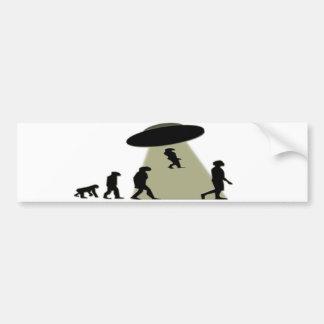 *Human Project* Bumper Sticker