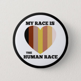 "Human Race button (2.25"")"