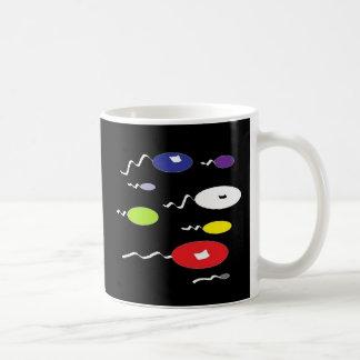 Human Rat Race Coffee Mug