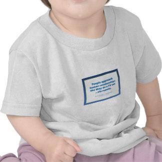 Human Relationships T-shirts
