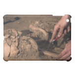 Human remains cover for the iPad mini