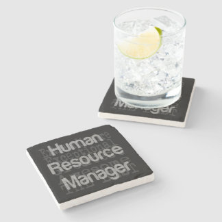 Human Resource Manager Manager Extraordinaire Stone Coaster