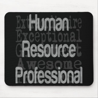 Human Resource Professional Extraordinaire Mouse Pad