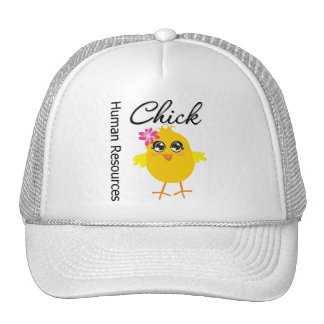 Human Resources Chick Mesh Hats