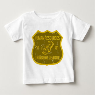 Human Resources Drinking League Baby T-Shirt