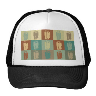 Human Resources Pop Art Trucker Hat