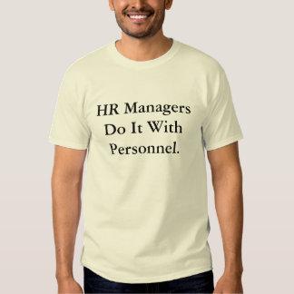 Human Resources Slogan T Tee Shirt