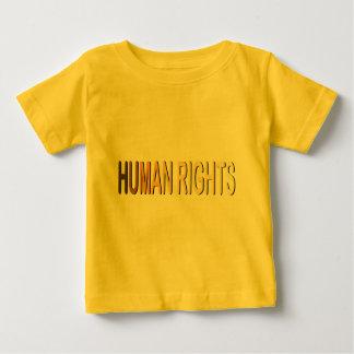 Human Rights Baby T-Shirt