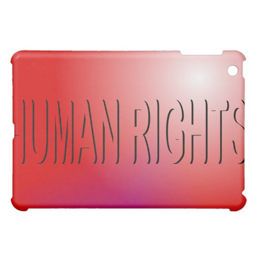 Human Rights Case For The iPad Mini
