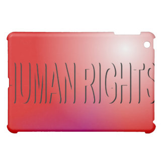 Human Rights iPad Mini Covers