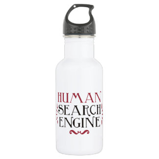 Human Search Engine 18oz Water Bottle