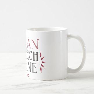 Human Search Engine Classic White Coffee Mug