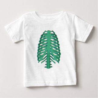 Human Skeleton Ribs T-shirt