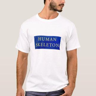 Human Skeleton T-shirt