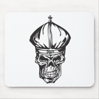 Human Skull 142 Mouse Pads