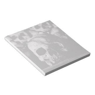 Human Skull Collection Memo Pad