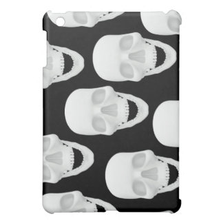 Human Skull Design Cover For The iPad Mini