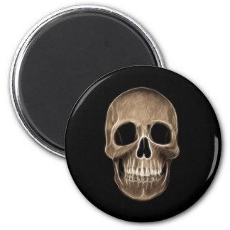 Human Skull Halloween X-Ray Skeleton Magnet