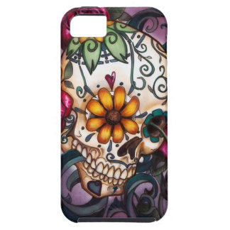 Human Skull iPhone SE/5/5s Case