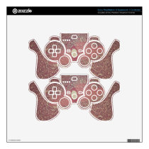 Human spleen with chronic myelogenous leukemia PS3 controller decal