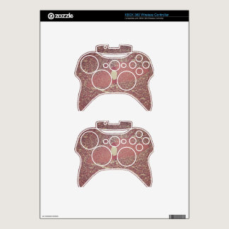 Human spleen with chronic myelogenous leukemia xbox 360 controller decal