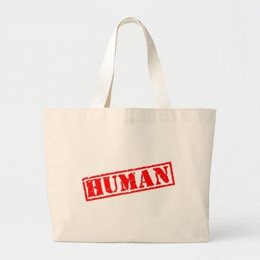 Human Stamp Bags