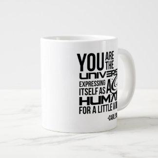 Human Universe Large Coffee Mug