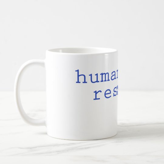 Humane Resources Mug