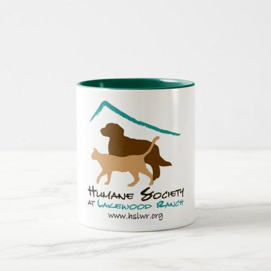 Humane Society at Lakewood Ranch logo mug