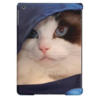 Humane Society cat 2 iPad Air Cover