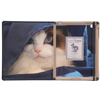 Humane Society cat 2 Case For iPad