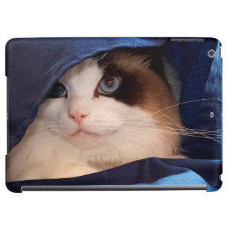 Humane Society cat 2 iPad Air Covers